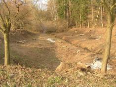 Horní rybník - 2.4.2011