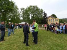 Okrsková soutěž SDH 2015 - Holšice