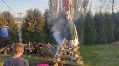 Pálení čarodějnic v Chabeřicích