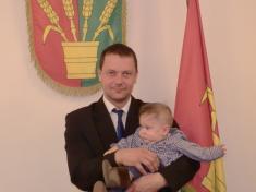 Vítání občánků - Michal Mazůr
