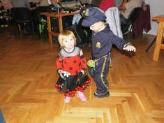 Dětský karneval 2016