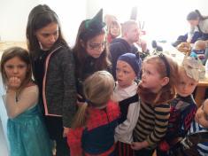 Dětský karneval v Holšicích