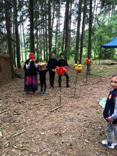 Pohádkový les 1. část