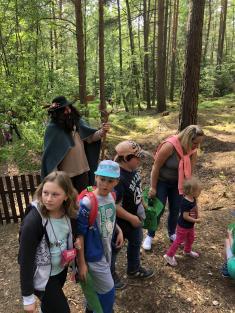 Pohádkový les 2018