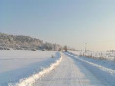 Silnice kŘendějovu