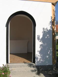 Zvonička v Holšicích je zrekonstrouvána