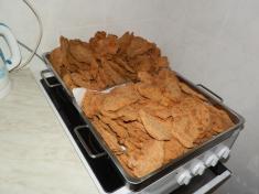 Připravené občerstvení