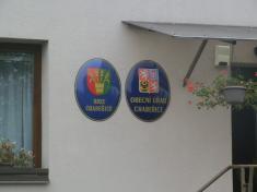 Obecní symboly